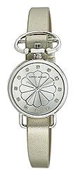 top 10 ashley quartz watches Laura Ashley LA31001SS Analog Display Ladies Watch Japanese Quartz Silver Watch