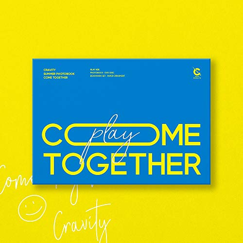 Starship Entertainment CRAVITY - Summer Photobook Come Together [Play ver.] 232p Photobook+Making DVD