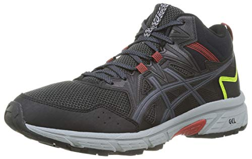 ASICS Gel-Venture 8 MT, Zapatillas para Correr Hombre, Black Carrier Grey, 44 EU