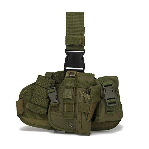 N-B Tactical Holster Dog Bag Leggings Bag Molle Accessory Bag Wild Tactical Combination Leg Cover