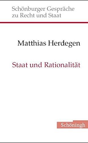 Herdegen, M: Staat und Rationalität