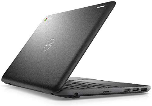Dell Chromebook 11 - 3180 Intel Celeron N3060 X2 1.6GHz 4GB 16GB,Black(Certified Refurbished)
