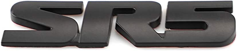 1pcs V6 Silver A Set Of 3pcs Tacoma Emblem 1pcs SR5 Auto Emblem Replacement For Tacoma Side Door Fender Tailgate Car Logo Badge Sticker 2005-2015