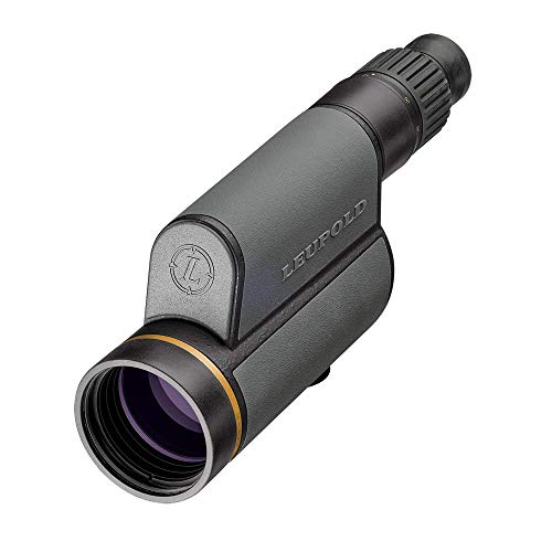 Leupold GR 12-40x60mm HD Gold Ring Spotting Scope, No Reticle (120372)