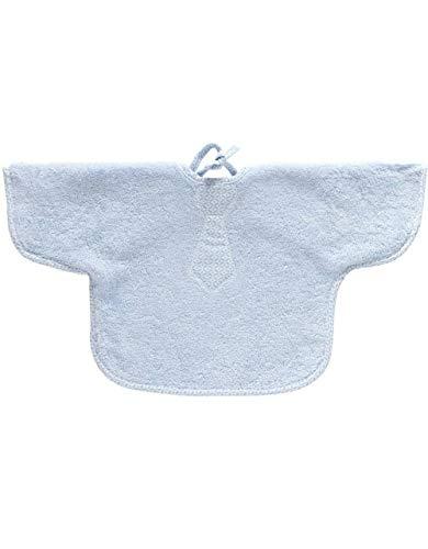 Bavoir Bébé à Manche Doublé 420gr/m² ALDO - Sensei La Maison du Coton