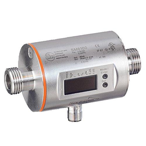 IFM EFECTOR SM6000 자기 유도 유량계 0.1  25 L | MIN -20  80 ° C 측정 범위