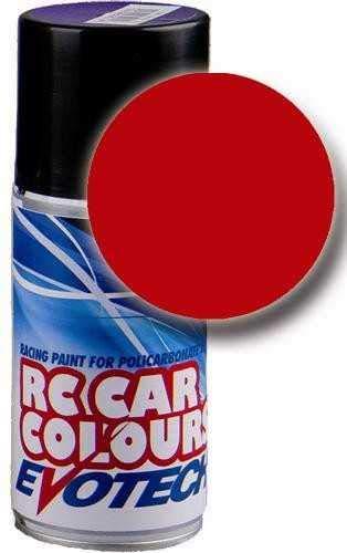 Lexan Spray Rot Metalic 937 150 ml