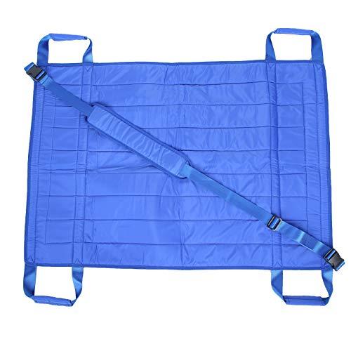 Almohadilla de posicionamiento multiusos para cama, sábana de paciente lavable Tablas de transferencia de cama reutilizables Almohadilla de posicionamiento, asistencia para el cuidado con