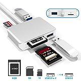 【Upgraded Version】 XQD Card Reader USB 3.0 SD(HC/XC) TF Card Reader...