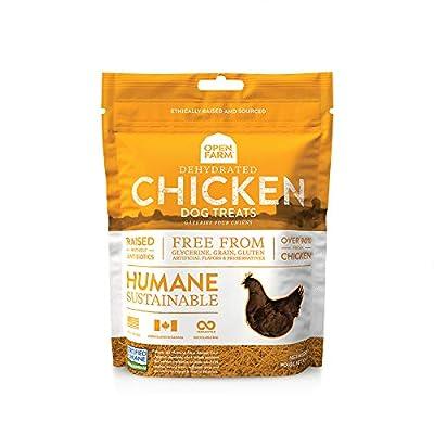 Open Farm Dehydrated Dog Treats, Chicken 4.5 oz