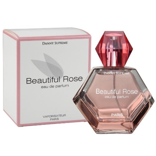 Danny Suprime Beautiful Rose Woman Eau de parfum 100 ml