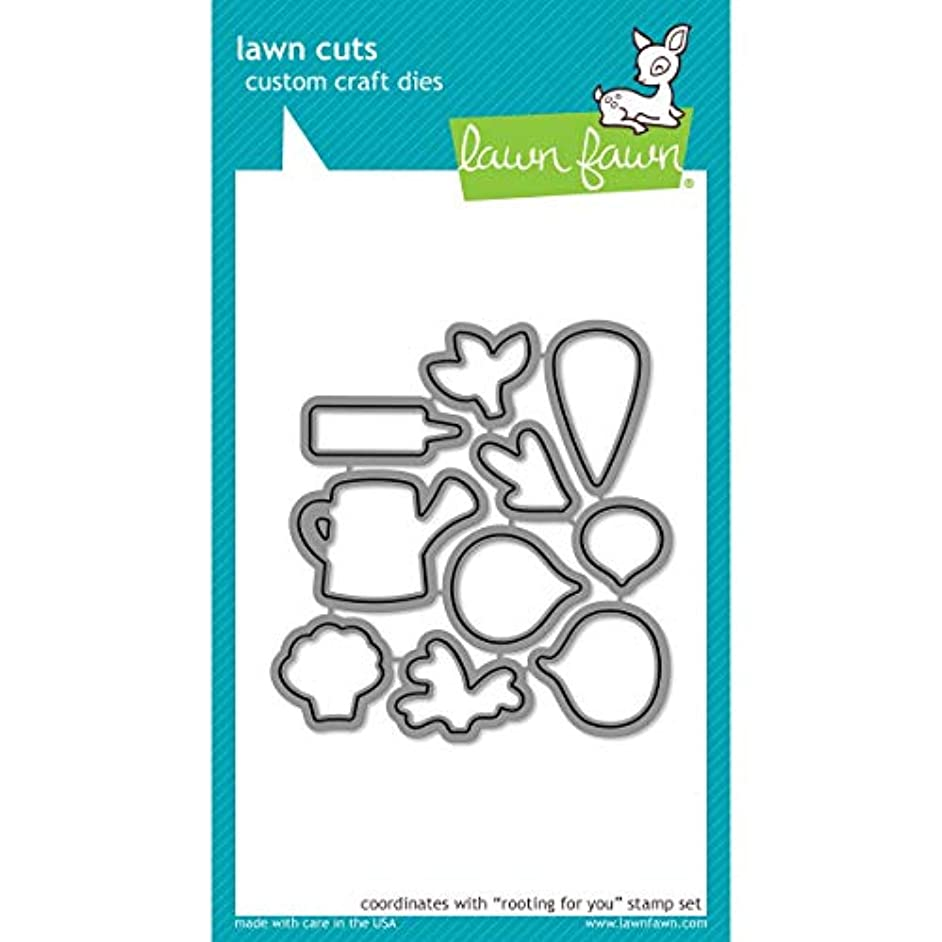 Lawn Fawn Die Cuts - Rooting For You