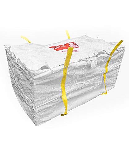 Desabag 1.2019 Plattenbag 220x130x120cm, BB, Warndruck MIWO, SDG, 1500 kg, Weiss