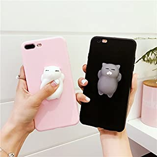 iphone se squishy cat case