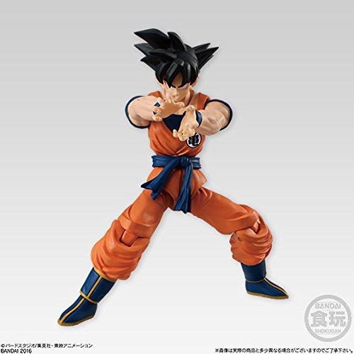 Bandai Shokugan Shodo Part 4 Dragon Ball Z Goku Action Figure