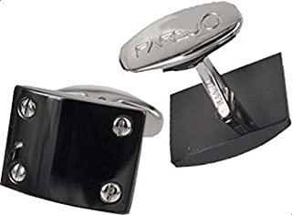 PAREJO CLV-0112 STAINLESS CUFFLINK FOR MEN