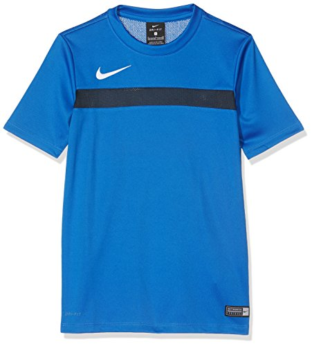 Nike Kinder Trainingshose Academy 16 Youth Tech Pant, Blau (obsidian/White), XS, 726007-451