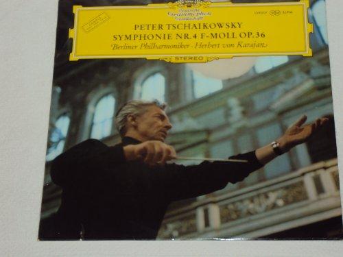 Tschaikowsky Symphony 4 F moll DGG Tulips