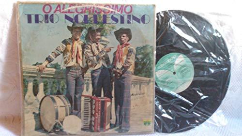 Lp Trio Nordestino - Cochilou Cachimbo Cai