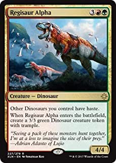 Wizards of the Coast Regisaur Alpha - Ixalan