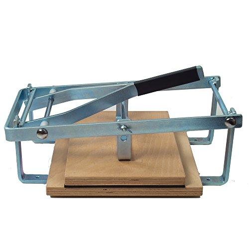 NEU Handhebel-Druckpresse, Druckfläche 30,5cm