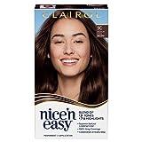 Clairol Nice'n Easy Permanent Hair Color, 5C Medium Cool Brown, Pack of 1