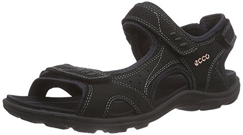 Ecco KANA, Damen Outdoor Fitnessschuhe, Schwarz (BLACK02001), 36 EU (6 Damen UK)