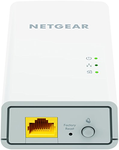 NETGEAR PowerLINE - 1puerto Gigabit, Essentials Edition