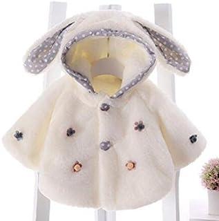 Zvonimir_a ベビー服 子供ケープ 女の子 クローク コート ポンチョ