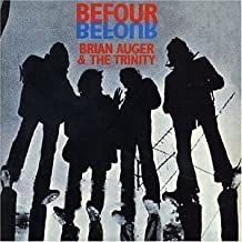 Befour (UK Cover Art) by Brian Auger & the Trinity