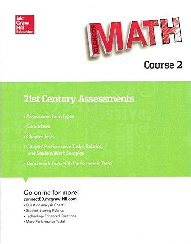 Glencoe MATH - Course 2 - 21st Century Assessments