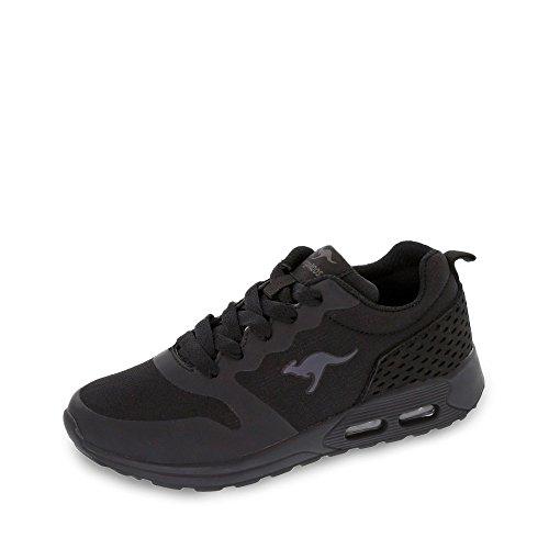 KangaROOS Jungen, Unisex Kinder Sneaker Low Blue Kanga X 2200