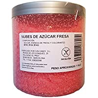 Algodón Nubes de Azúcar Fresa 1 Kg