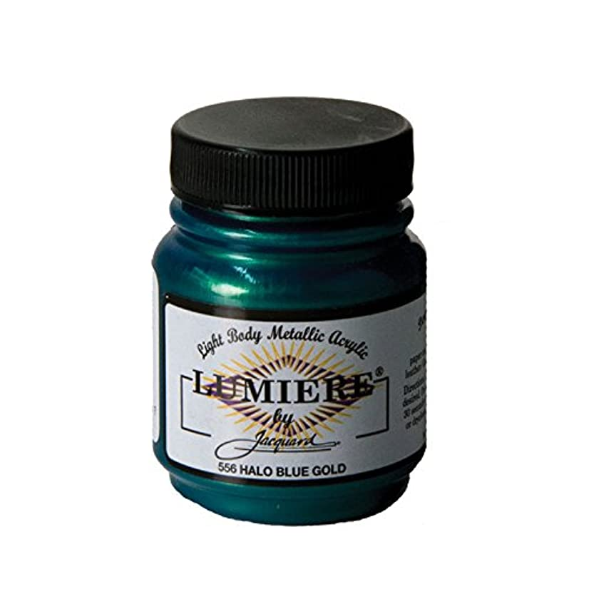 Lumiere 2.25Oz #556 Halo Blue Gold