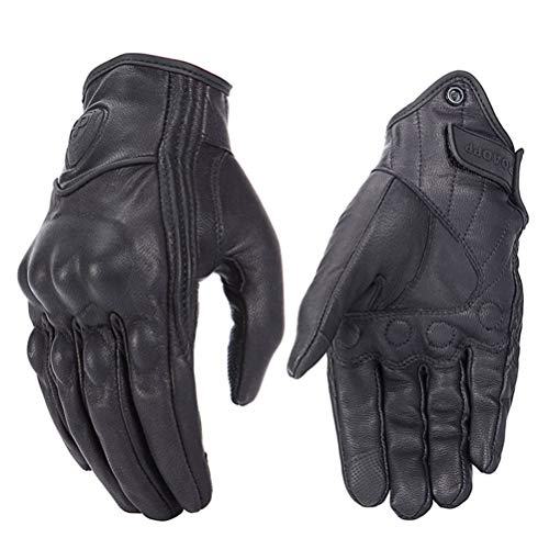 Motorradhandschuhe Wasserdicht Winddicht Anti Slip Atmungsaktiv Motorrad Handschuhe Outdoor Moto Handschuh für Geburtstagsgeschenk