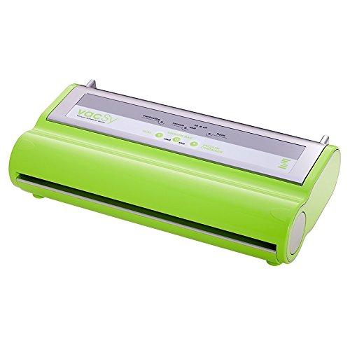 vacSy Folienschweißgerät zur Lebensmittelkonservierung - Vakuumiergerät für Den Täglichen & professionellen Einsatz