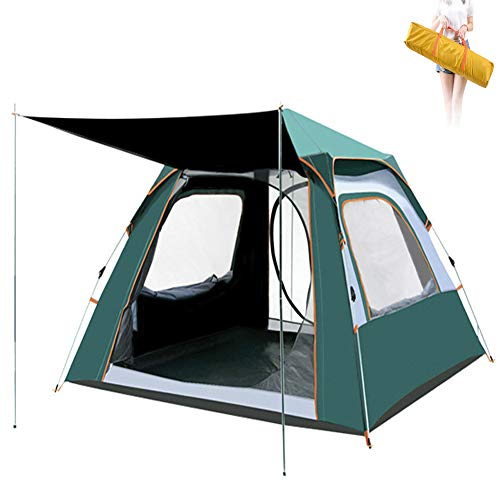Camping Tent, Dome Tent, Lightweight Camping and Hiking Tent, 100 Percent Waterproof HH 3000 Mm, Sewn-In Groundsheet