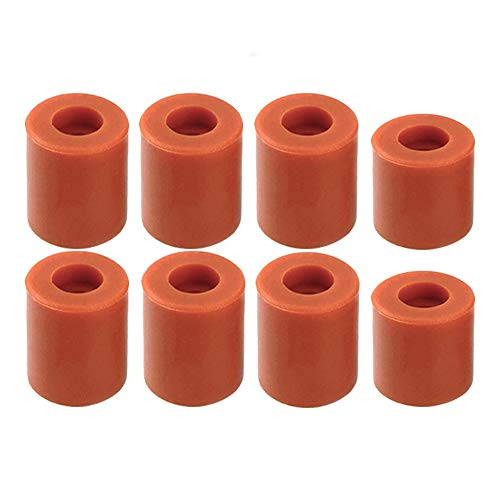 HzdaDeve Silicone Levelling Column for Creality Ender 3 Hot Bed Holders CR-10 Ender 3 Bottom Connect