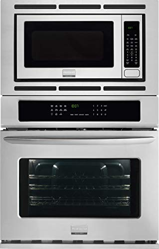 Frigidaire FGMC2765PF Stainless Steel Electric Combination Wall Oven-Convection