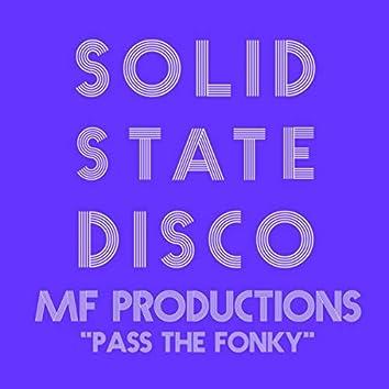 Pass the Fonky