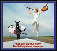 Get Yer Ya-Ya's Out! by Rolling Stones Live, Original recording remastered edition (2002) Audio CD