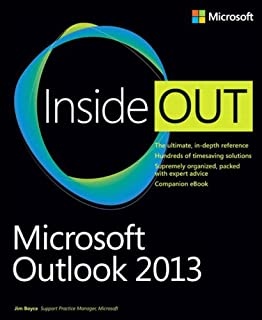 Microsoft Outlook 2013 Inside Out: Micro Outlo 2013 Insid Out_p1