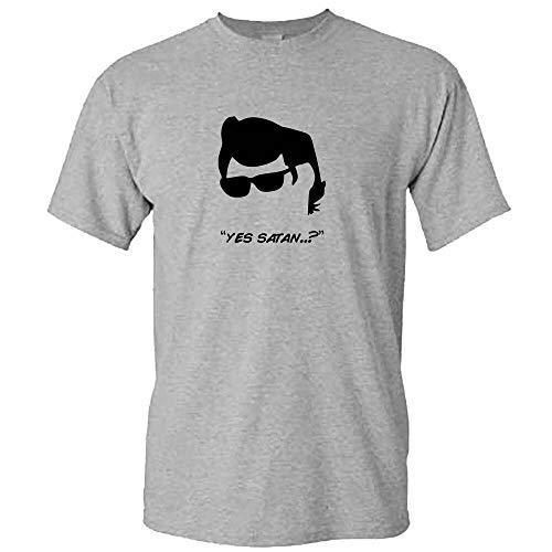 URGE Yes Satan Ace Ventura Tshirt - Mens Boys Funny When Nature Calls Dvd Ideal Gift