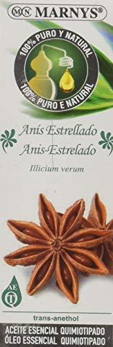 MARNYS Aceite Esencial Anís Estrellado 100% Puro Quimiotipado 15ml