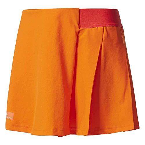 adidas G Falda de Tenis, niñas, Naranja-(narrad), 140