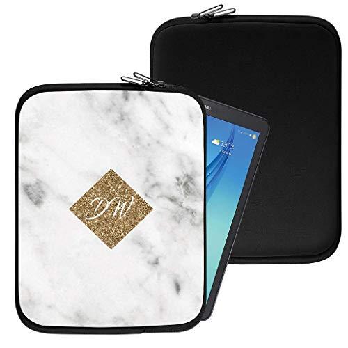 Personalisiert Marmor Neopren Tablethülle Case Tasche (69) für Huawei Honor T1 7.0 (7