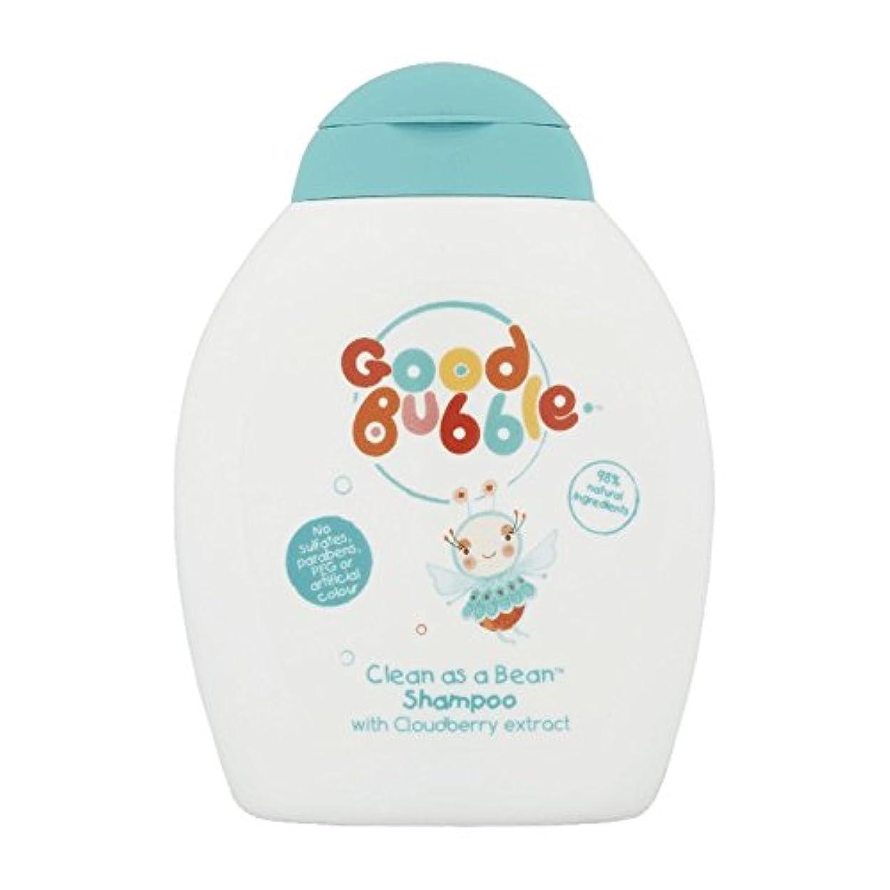 悪夢スリーブ驚いたことにGood Bubble Cloudberry Shampoo 250ml (Pack of 6) - 良いバブルクラウドベリーシャンプー250ミリリットル (x6) [並行輸入品]