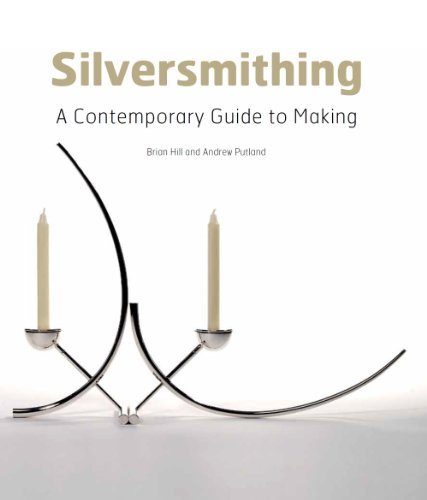 Silversmithing: A Contemporary Guide to Making (English Edition)