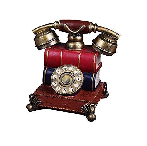 Gwill Home Decor - Hucha de Resina para teléfono, diseño de Cerdito