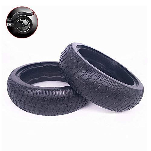 L.BAN Elektroroller-Reifen, 6,5-Zoll-Explosionsschutz-Vollreifen, rutschfest, verschleißfest, pannensicher, geeignet für Zubehör für ausgewogene Autoreifen